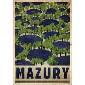 Masuria - Summer, Polish...