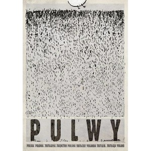 Pulwy, Polish Poster by...