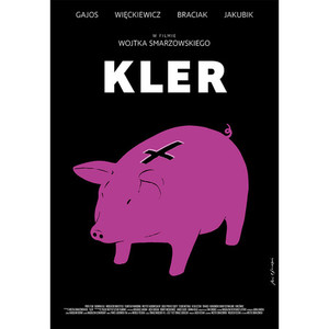 Clergy, Polish Film Poster...