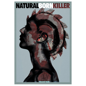 Natural Born Killer, Poster...