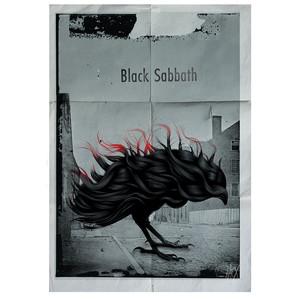 Black Sabbath, plakat,...