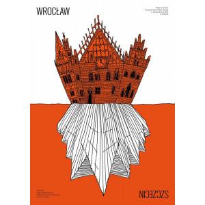 Wroclaw-Szczecin Poster by...