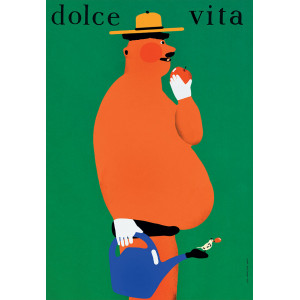 Dolce Vita II, Poster by...