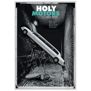 Holy Motors, Film Poster by...