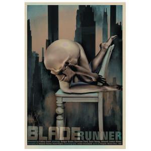 Blade Runner, plakat...