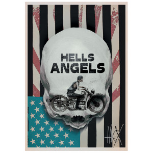 Hells Angels, Poster by...
