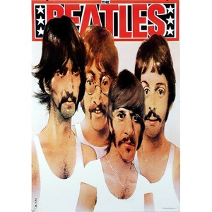 The Beatles, Polish Poster
