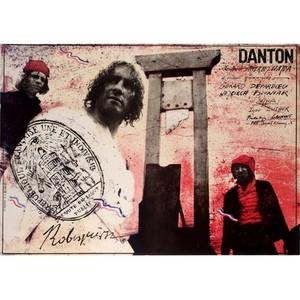 Danton, polski plakat...