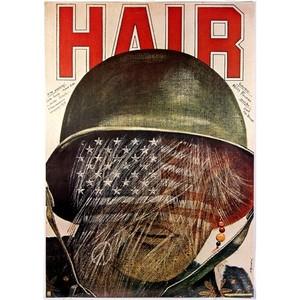 HAIR - Milos Forman, Polish...