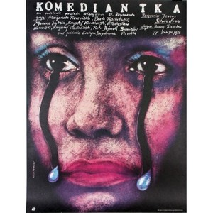 Komediantka, Polish Movie...