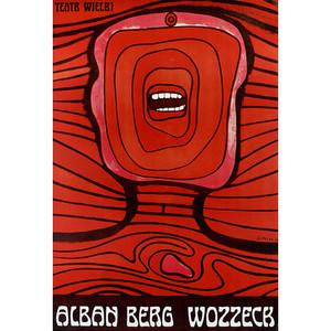 Wozzeck, Alban Berg, Polish...