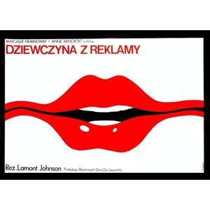 Lipstick, Polish Movie Poster