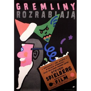 Gremlins, Polish Movie Poster