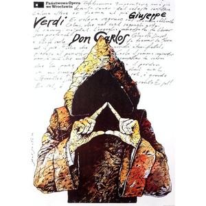 Don Carlos, Verdi, Polish...
