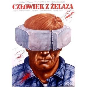 Człowiek z Żelaza,  polski...