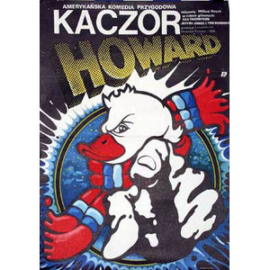 Howard the Duck, Polish...