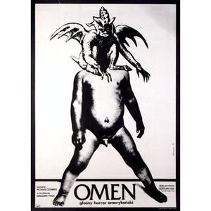 Omen, Original Polish Movie...
