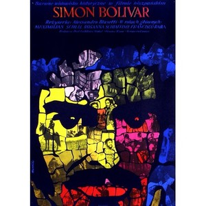 Simon Bolivar, Polish Movie...
