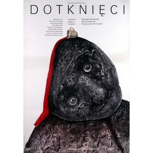 Dotknięci, polski plakat...