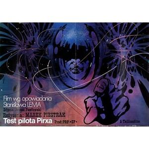 Test Pilota Pirxa, Polish...