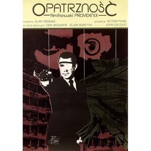 Opatrzność, polski plakat...