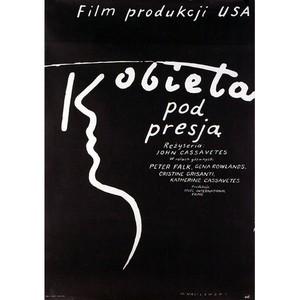 Kobieta pod presją, polski...