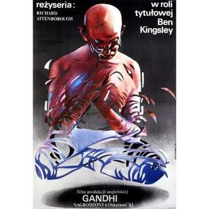 Gandhi - Ben Kingsley,...