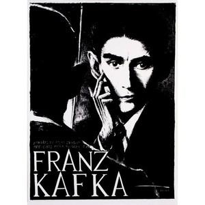 Franz Kafka, Polish Poster