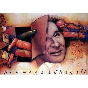 Hommage a Chagall, Polish...