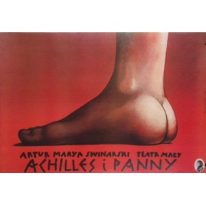 Achilles i Panny, Polish...