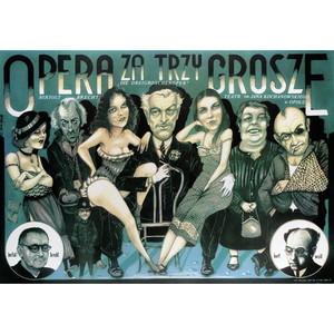 The Threepenny Opera,...