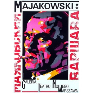 Majakowski, Polish Poster