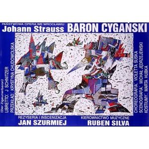 Der Zigeunerbaron - Strauss